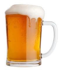 Jarra de cerveza, escribir borracho en tu blog